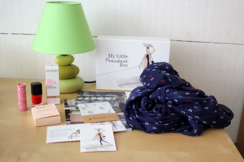 My little box de septembre