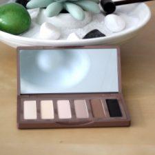 New in : palette Naked Basics
