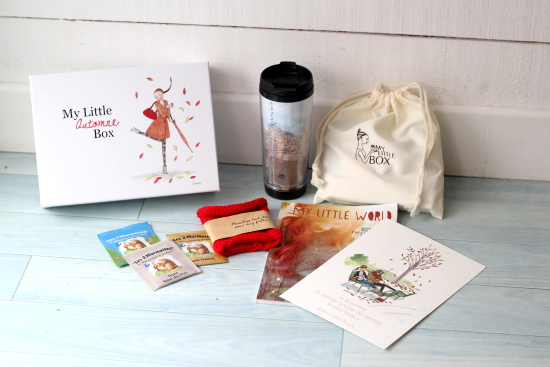 My little box de novembre