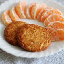 Smoothie clémentine et petit-déjeuner gourmand
