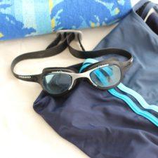 Mon sac de piscine et quelques conseils pour s'y (re)mettre