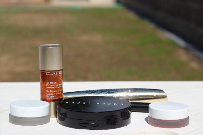 maquillage frais pour l'été