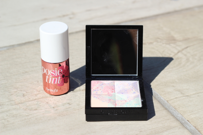 favoris maquillage benefit givenchy