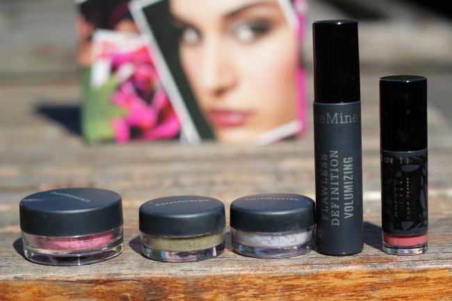 maquillage wild bare minerals