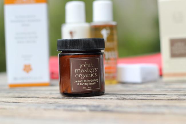 john masters organics calendula hydrating mask