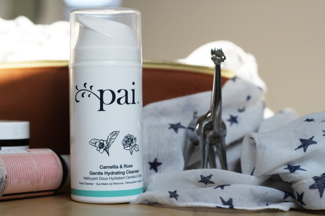 nettoyant pai skincare