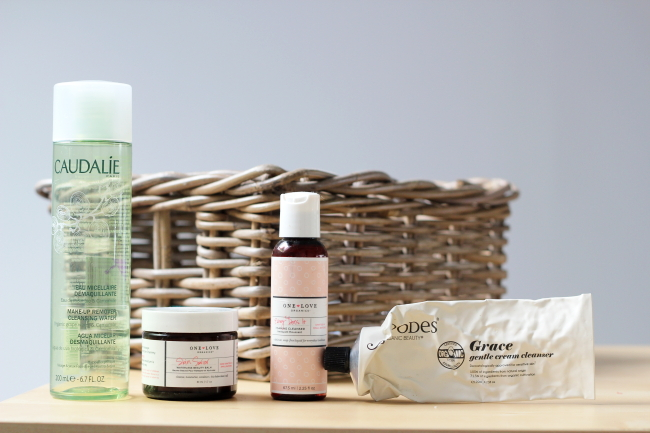 bilan produits terminés : caudalie, one love organics, antipodes