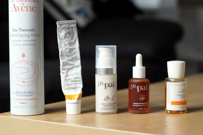 soins pour le visage bio ou naturels