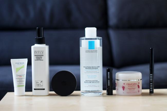 haul soins et maquillage