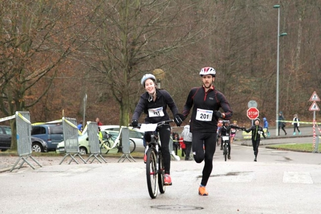 bilan sportif run and bike évreux