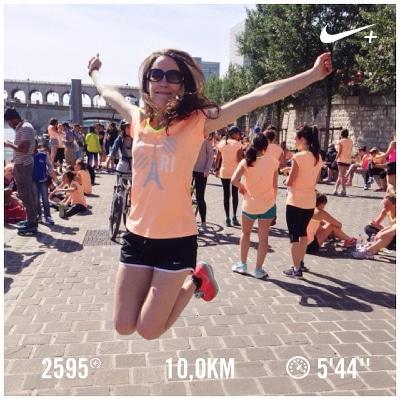 course Nike Women Paris
