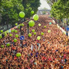 Compte rendu de la course Nike Women's Paris