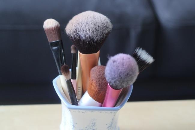 Pinceaux de maquillage : mon top 5