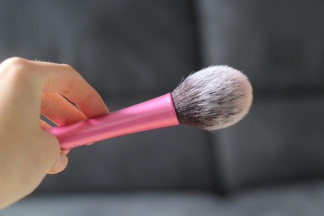 pinceaux de maquillage real techniques