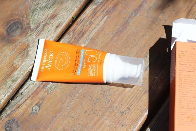 crème solaire avène spf 50