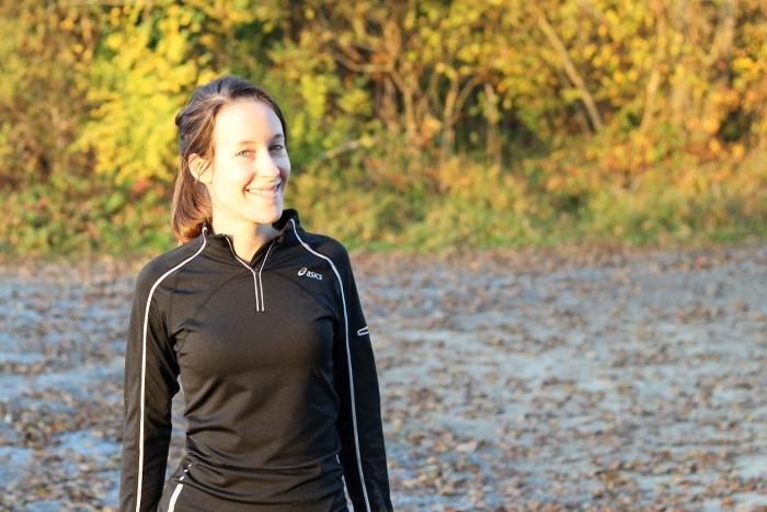 courir en automne