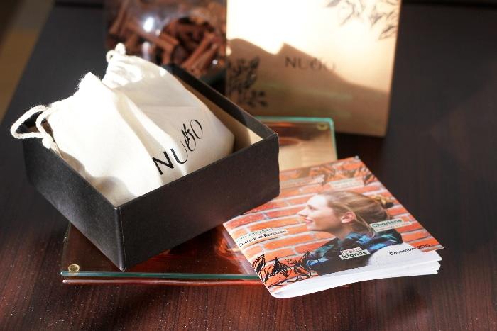 Nuoo Box de décembre