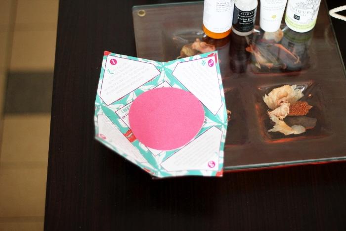 Nuoo Box de décembre Lamazuna