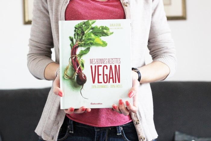 mes bonnes recettes vegan