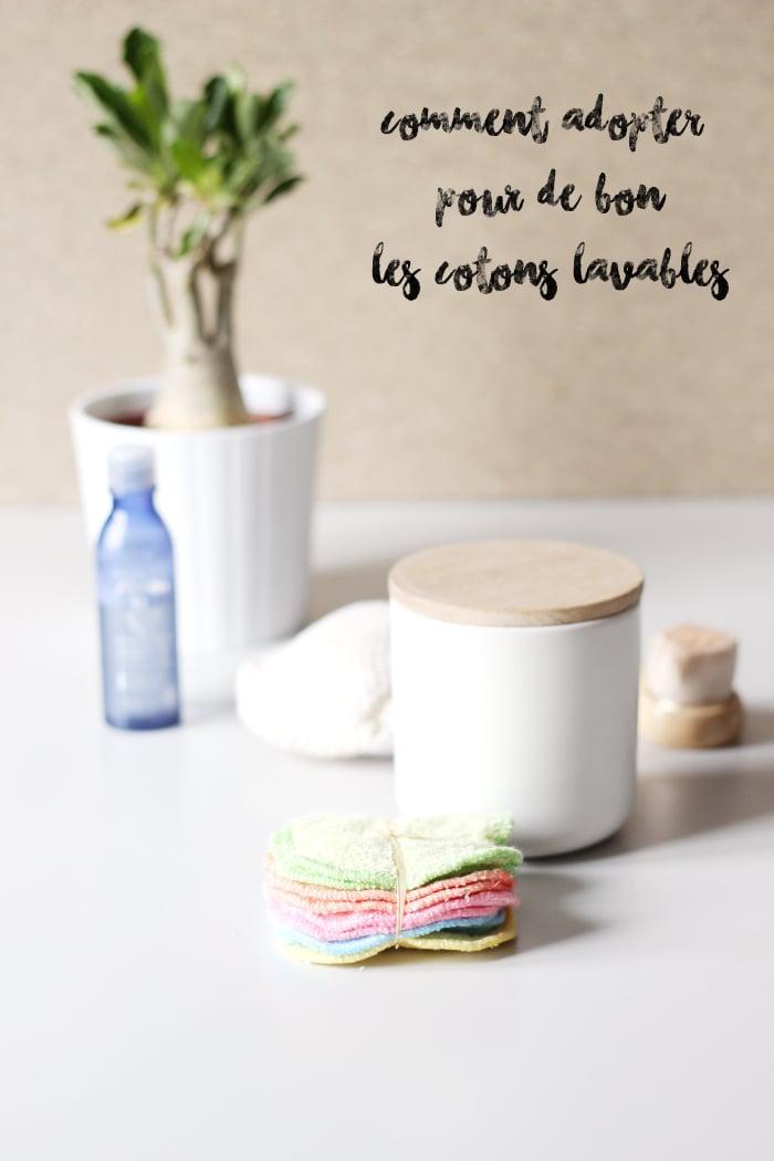 cotons lavables lamazuna