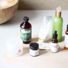 Les produits terminés : cap sur le naturel