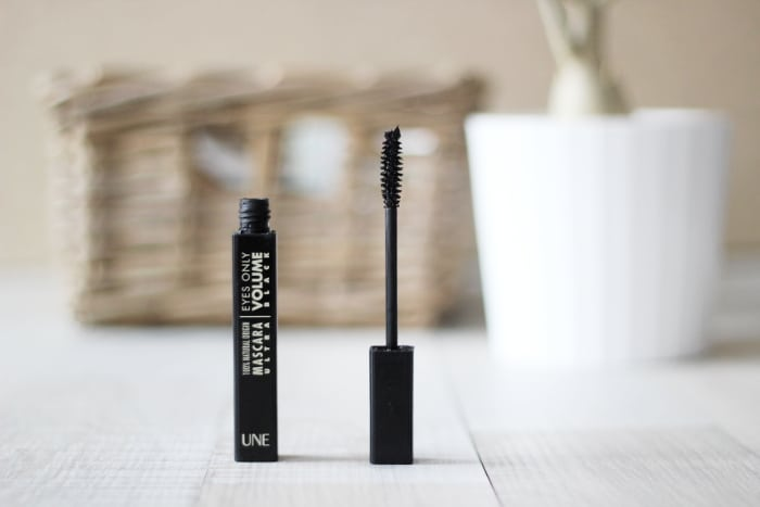 test mascara bio une beauty volume