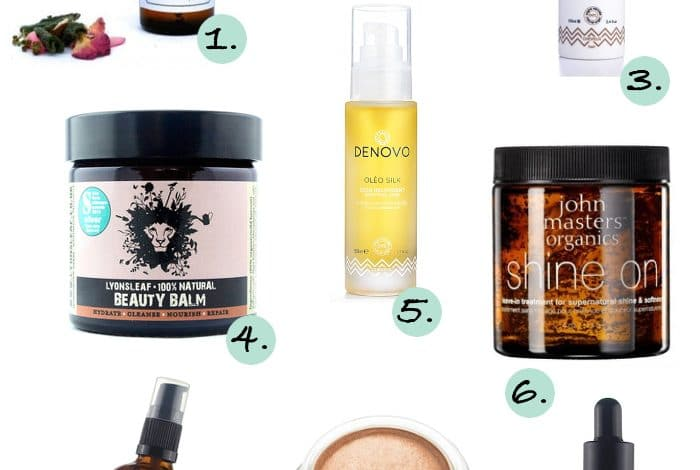 Wishlist beauté du printemps, 100% bio !