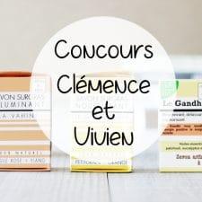Concours avec Clémence & Vivien