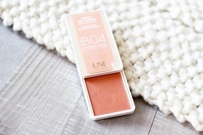 une beauty embellisseur bb cream abricot