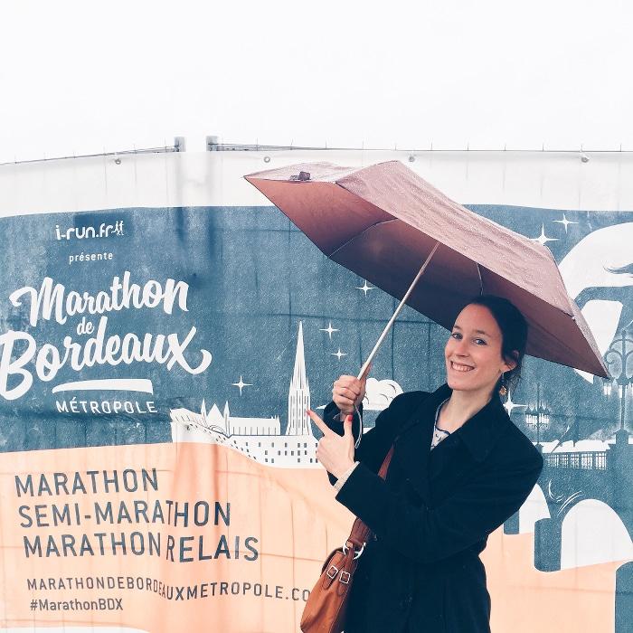 compte-rendu semi-marathon Bordeaux 2016