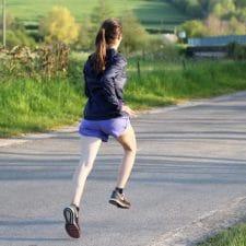 Courir au printemps