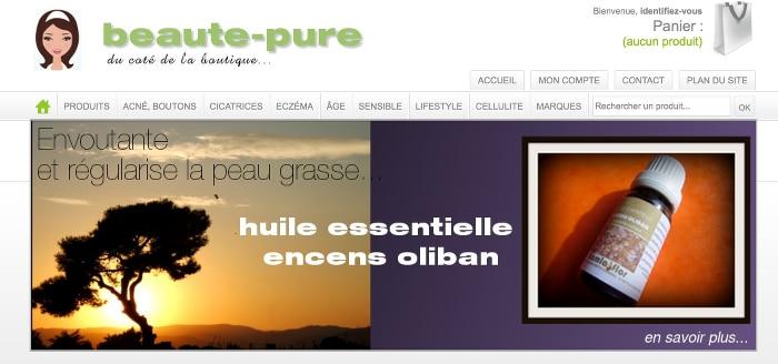 e-shops beauté bio préférés beauté pure
