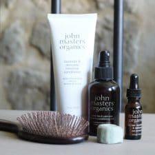 Routine capillaire pour des cheveux en pleine santé