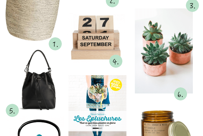 Wishlist de rentrée : home, design, beauté, lifestyle