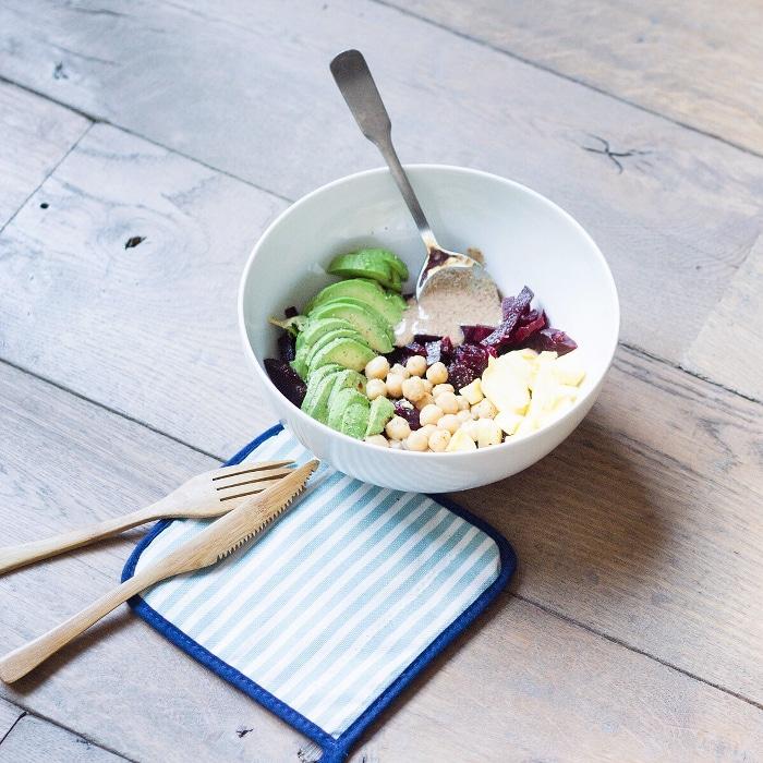 test de l'application freeletics nutrition pour manger sainement