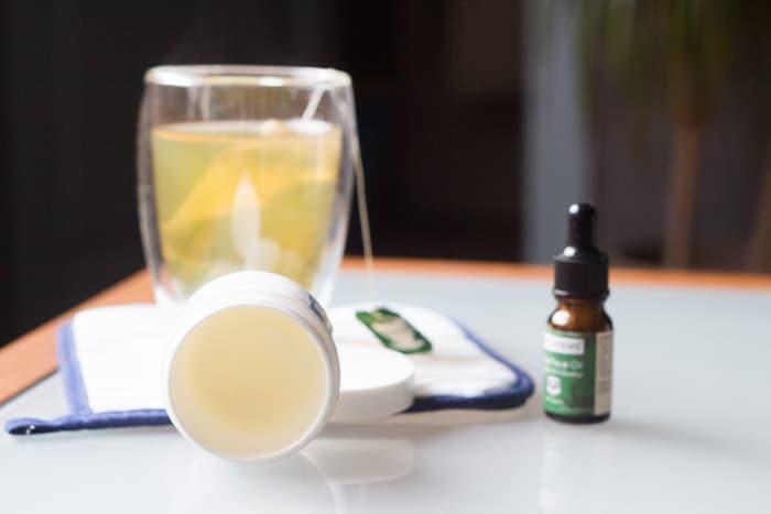 soin acné naturel