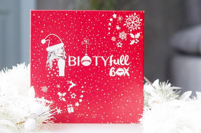 biotyfull box de décembre : édition spéciale noël