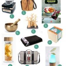 20 idées de cadeaux de Noël Green