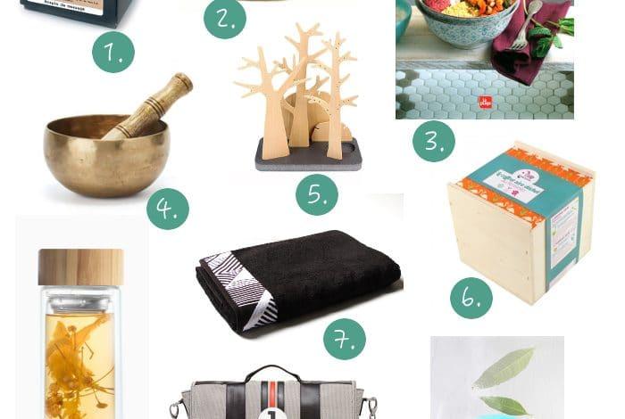 idées de cadeaux pour un noël green