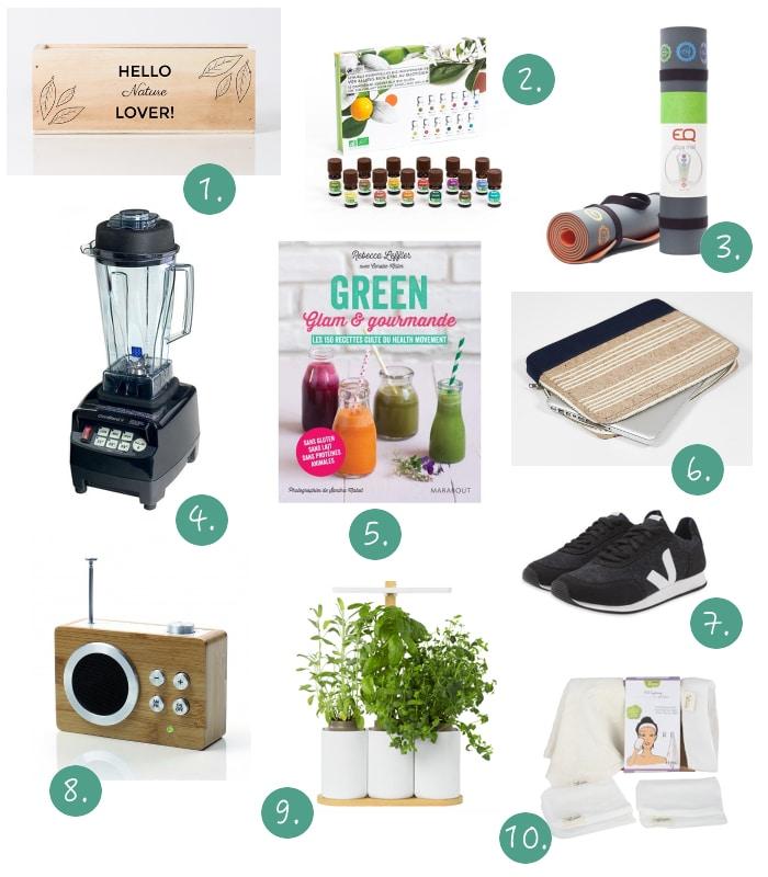 idées de cadeaux pour un noël green et écolo