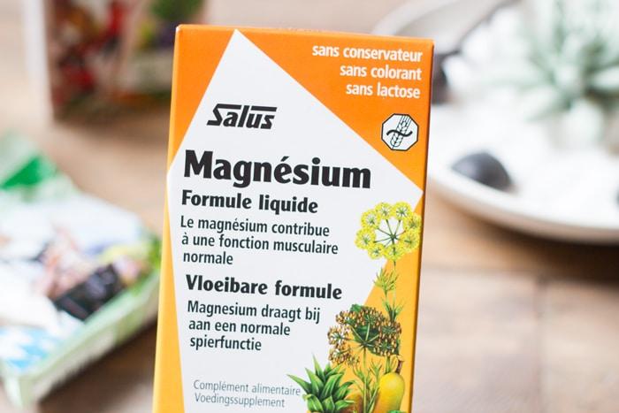 astuces pour conserver toute son énergie en hiver : cure de magnésium salus