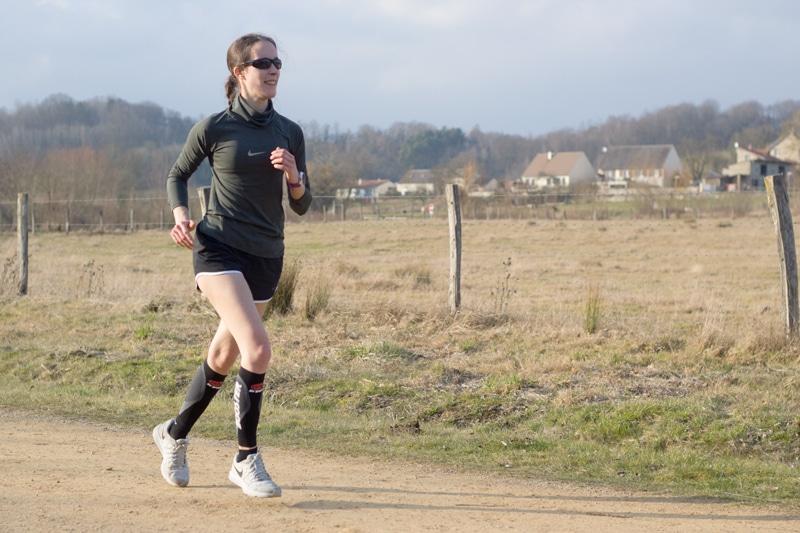 mon entraînement marathon