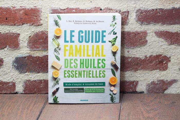 revue et avis du guide familial des huiles essentielles