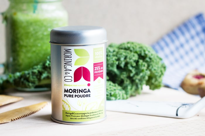 moringa&co : recettes au moringa superaliment