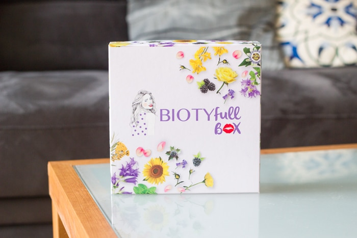 biotyfull box de mars