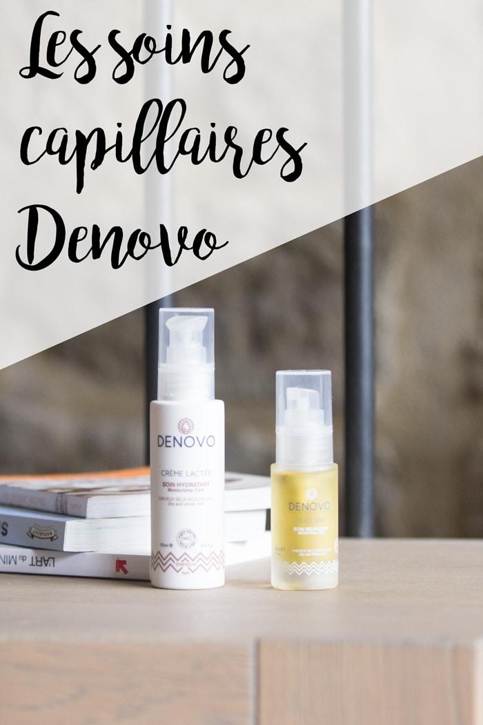 soins capillaires naturels denovo