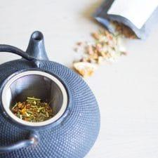 Les règles d'or de la préparation du thé