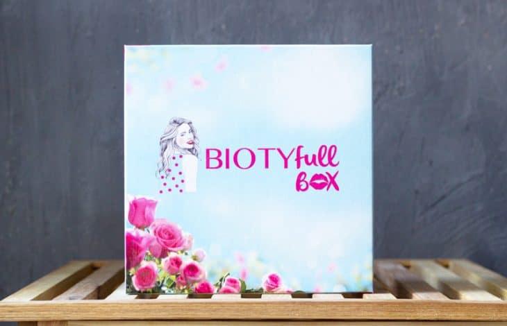 la biotyfull box du mois de mai