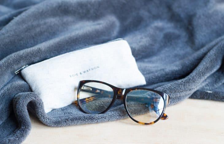 lunettes edie & watson anti lumière bleue