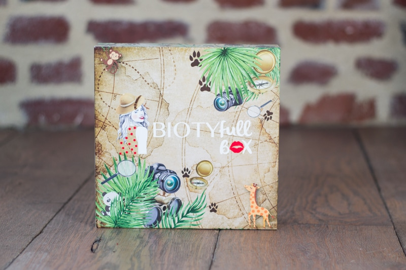 biotyfull box d'août